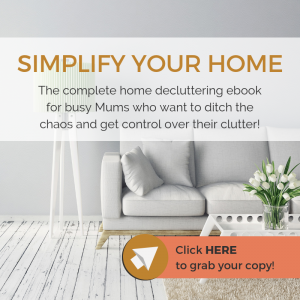 Simplify Your Home ebook - more info