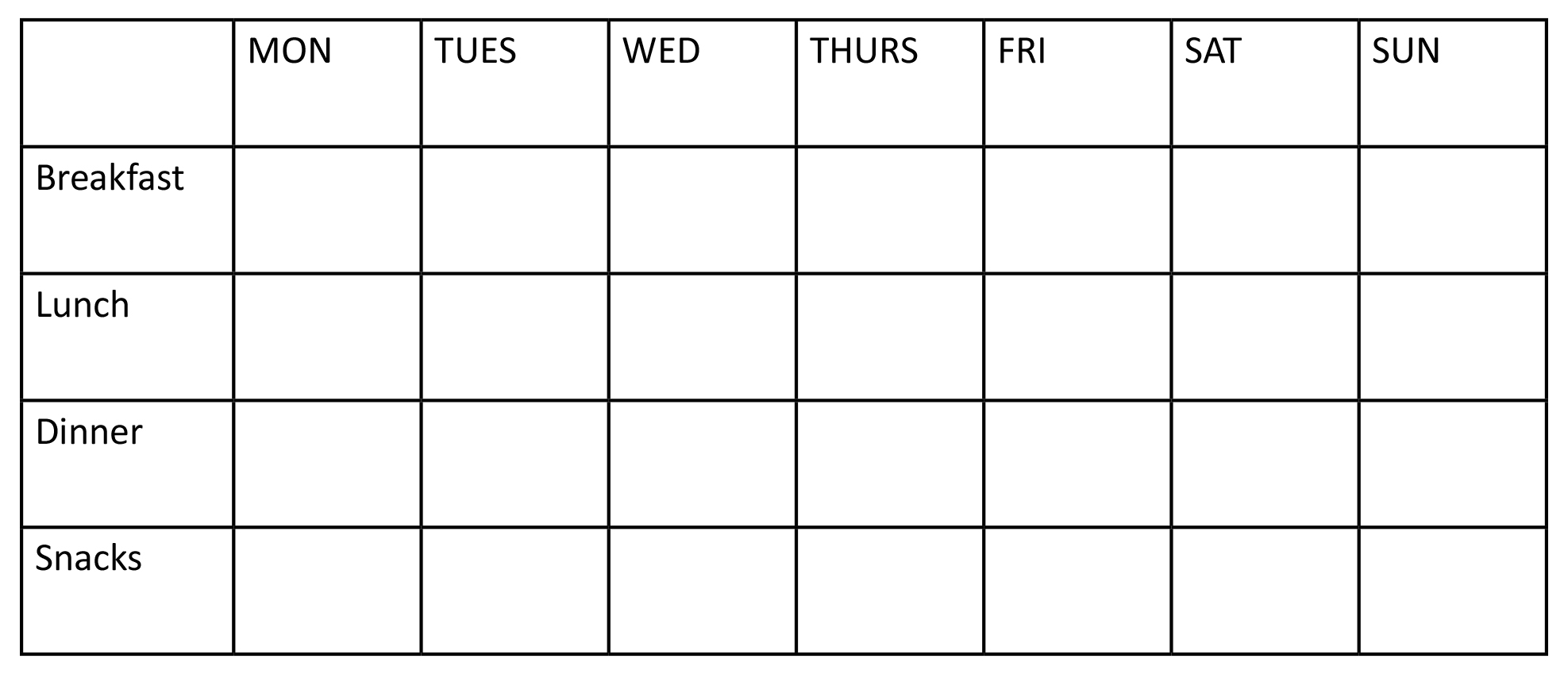 meal-plan-chart