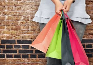 Minimalism and shopping - how to shop with intention
