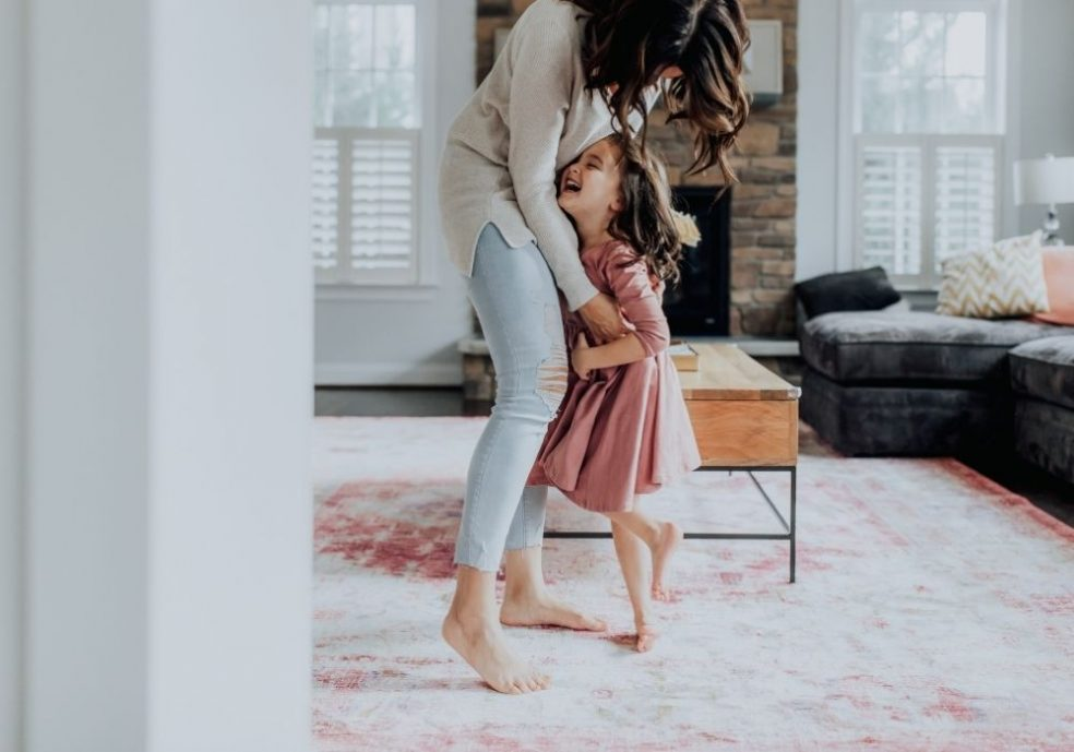 Daily self-care ideas for mothers
