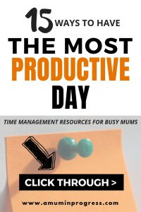 15 ways to have the most productive day