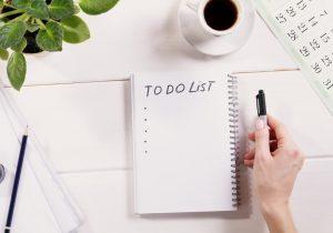 Make a visual To Do List