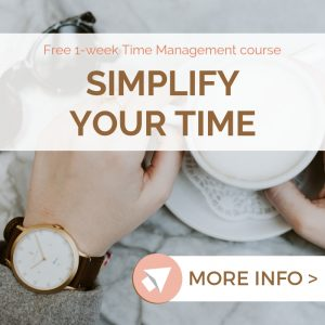 Simplify Your Time Further Information