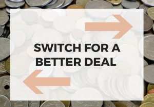 Switch for a better deal