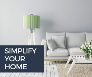 Simplify Your Home - course image
