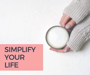 Simplify Your Life - course image