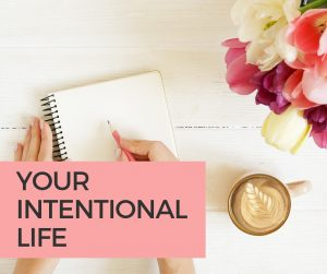 Your Intentional Life - course