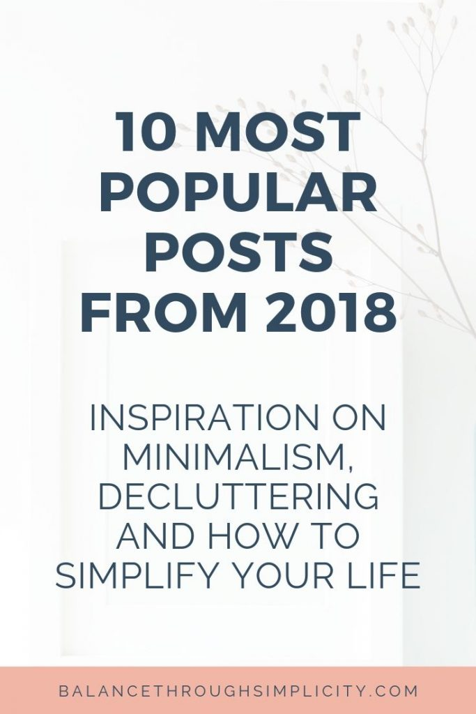 10 Most Popular Posts From 2018