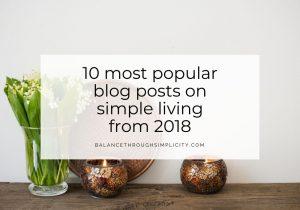 10 most popular blogs posts 2018