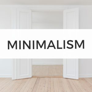 Read more about Minimalism