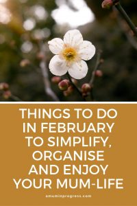 Things to do in February - pinterest