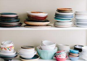 declutter in progress - declutter challenge in the kitchen