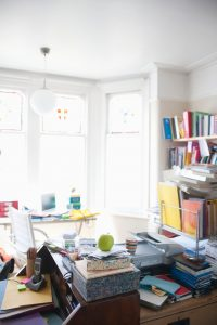 routines to help ditch the clutter at home