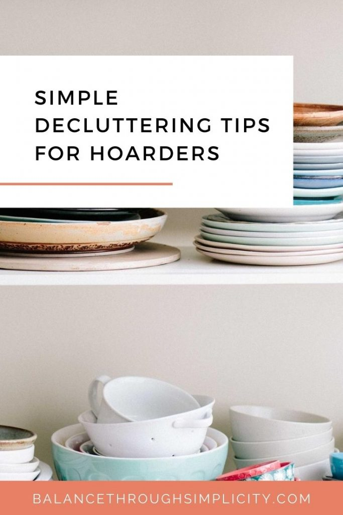 9 decluttering tips for hoarders