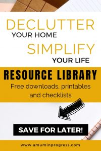 Free Resources From Balance Through Simplicity