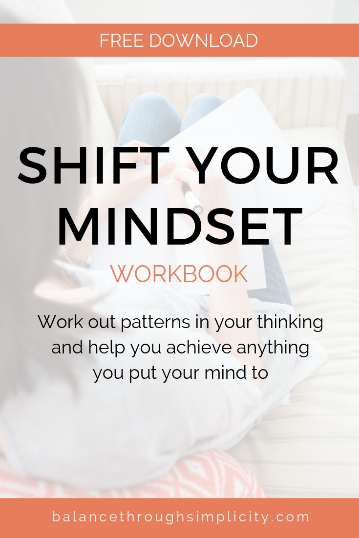 Shift Your Mindset Toolkit