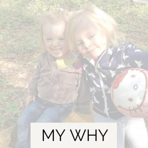 My Why