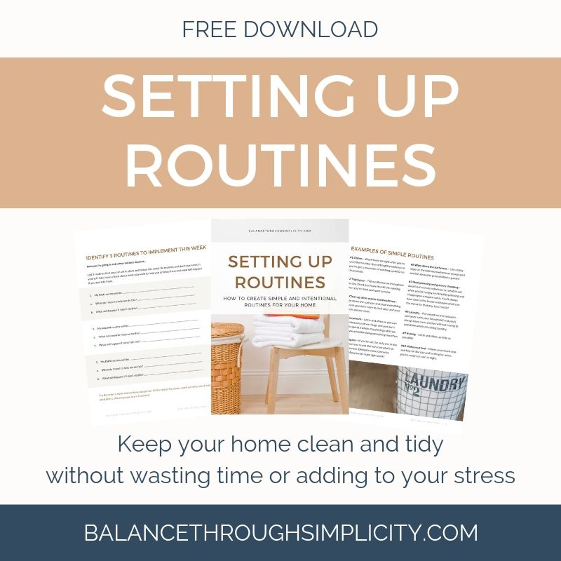 Setting Up Routines Toolkit