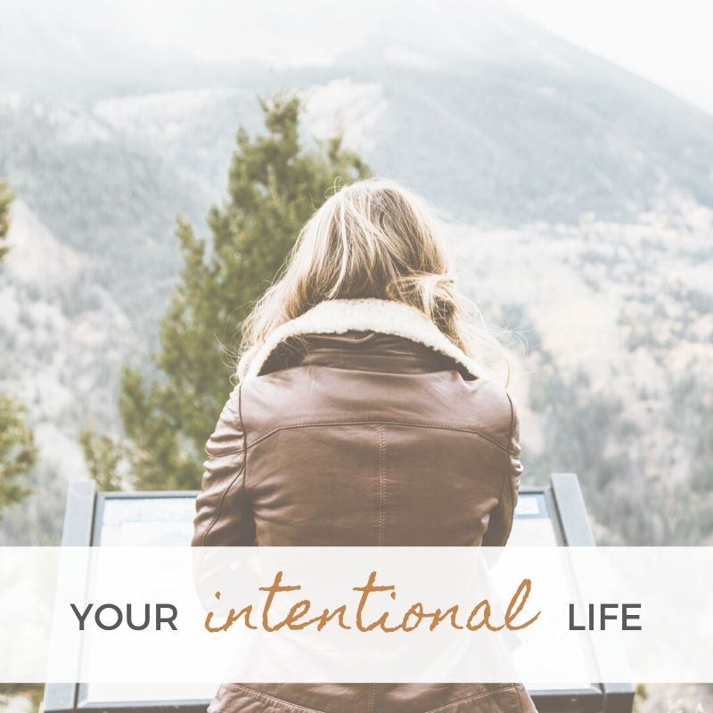 Your Intentional Life Free Course