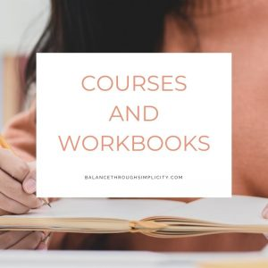 Courses and workbooks