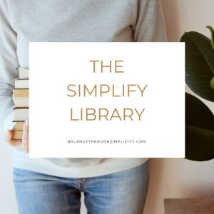 The Simplify Library