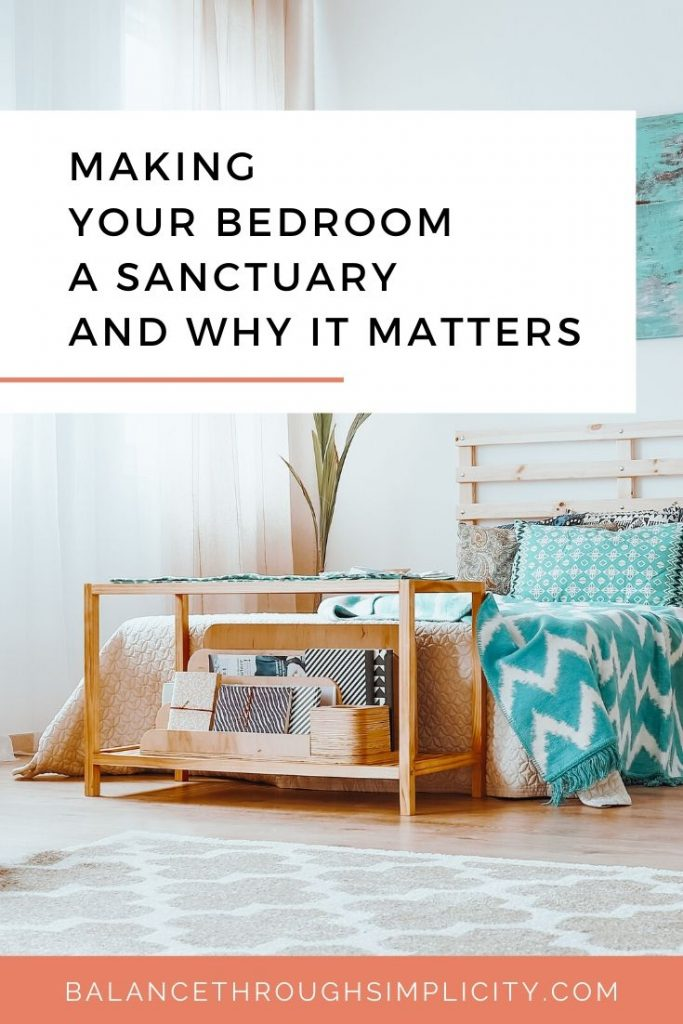 How to create a calm bedroom