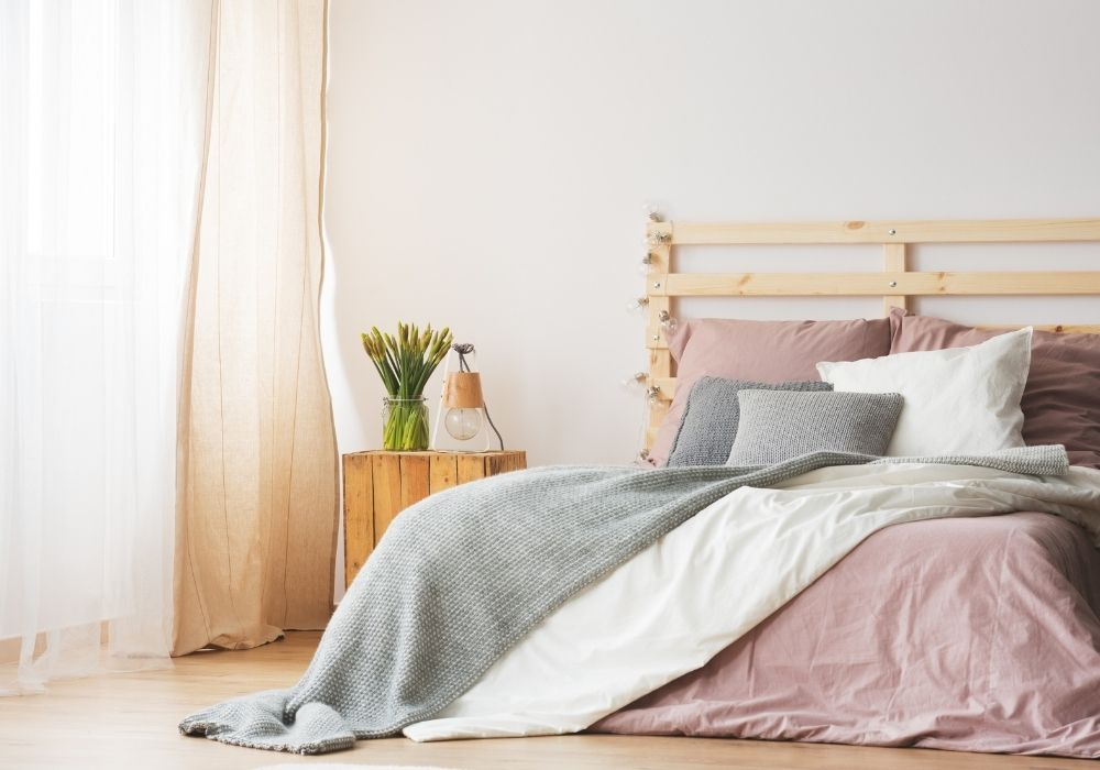 Making your bedroom a sanctuary and why it matters