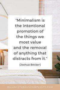 Minimalist lifestyle guide