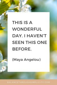30 intentional living quotes