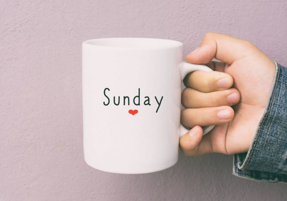 7 ways to beat the Sunday Scaries