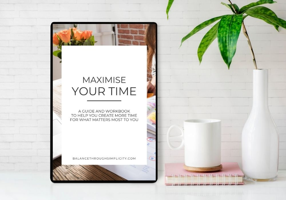 Maximise Your Time