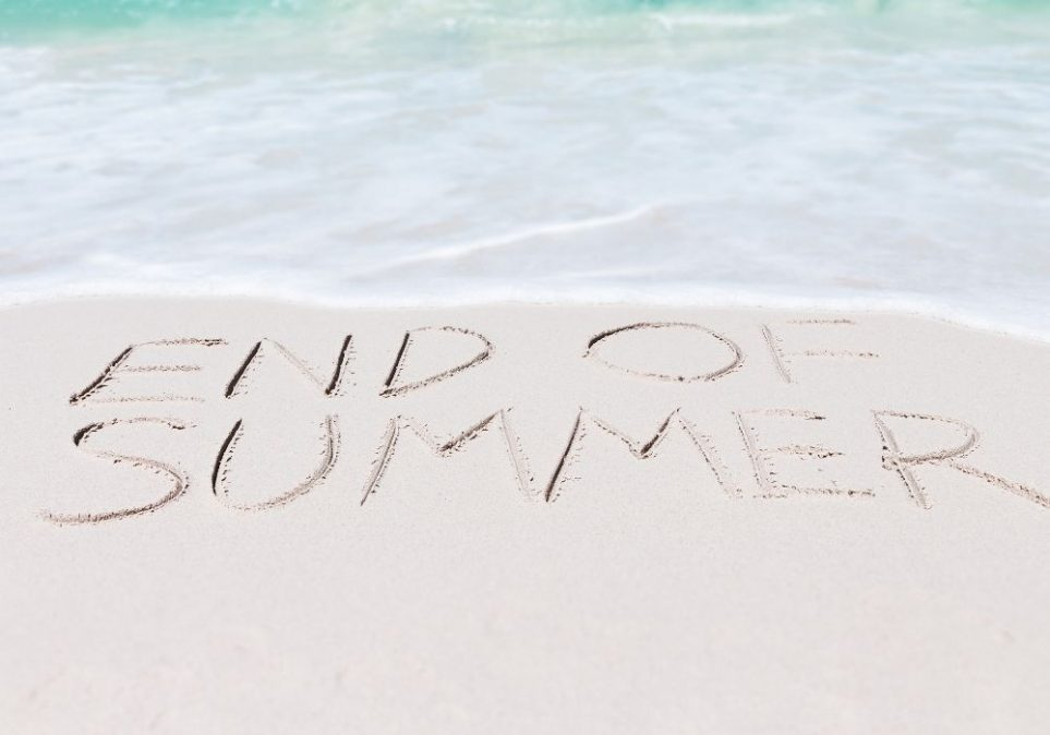20 simple ways to mark the end of summer